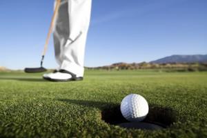 golfer-putting
